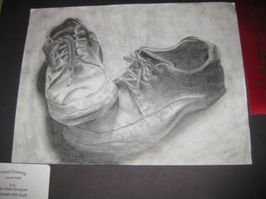shoes-pencil-drawing